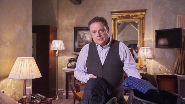 Article thumbnail: John Thomson's nuanced portrayal of Pete Gifford's mental health difficulties won back viewerss in the Cold Feet reboot ©Big Talk Productions