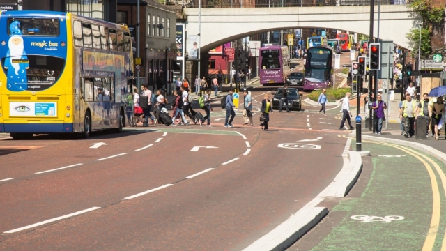 Greater Manchester has at least 20 bus operators and there is no single organisation responsible (Photo: TfGM)