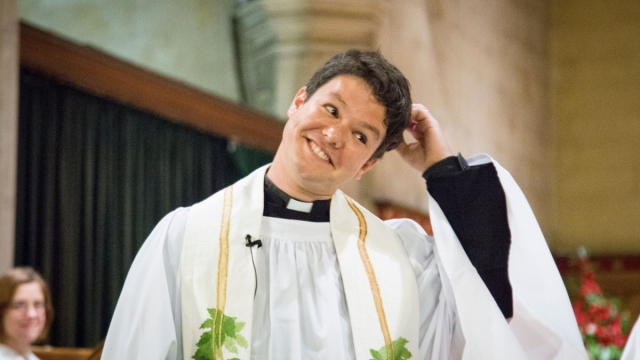 Rev Elis Matthews will be one of the speakers at Fertility Fest at London's Barbican (Photo: Denise Toye)