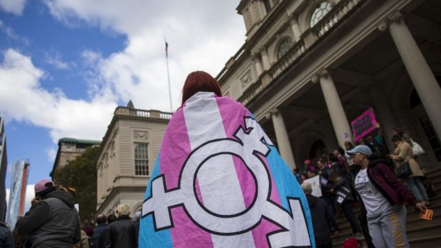 Article thumbnail: The union has been accused of failing to tackle transphobia