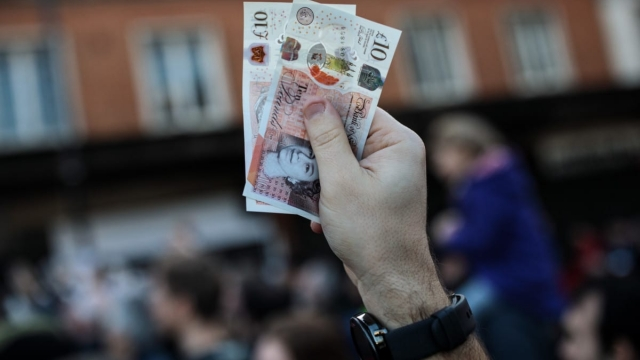 Your payslip may also show a bigger deduction for your pension compared with last time round. So why has the figure gone up and is this good news or bad news? (Photo by Jack Taylor/Getty Images)