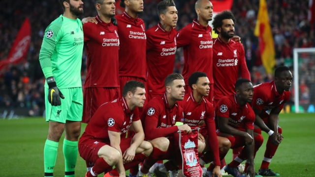 Liverpool named a near full strength starting XI against Porto (Getty Images)