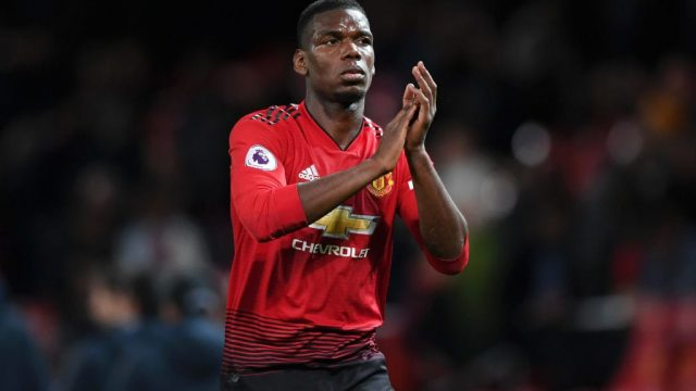 Paul Pogba is top scoring midfielder in the Premier League this season - and is sixth for assists (Getty Images)
