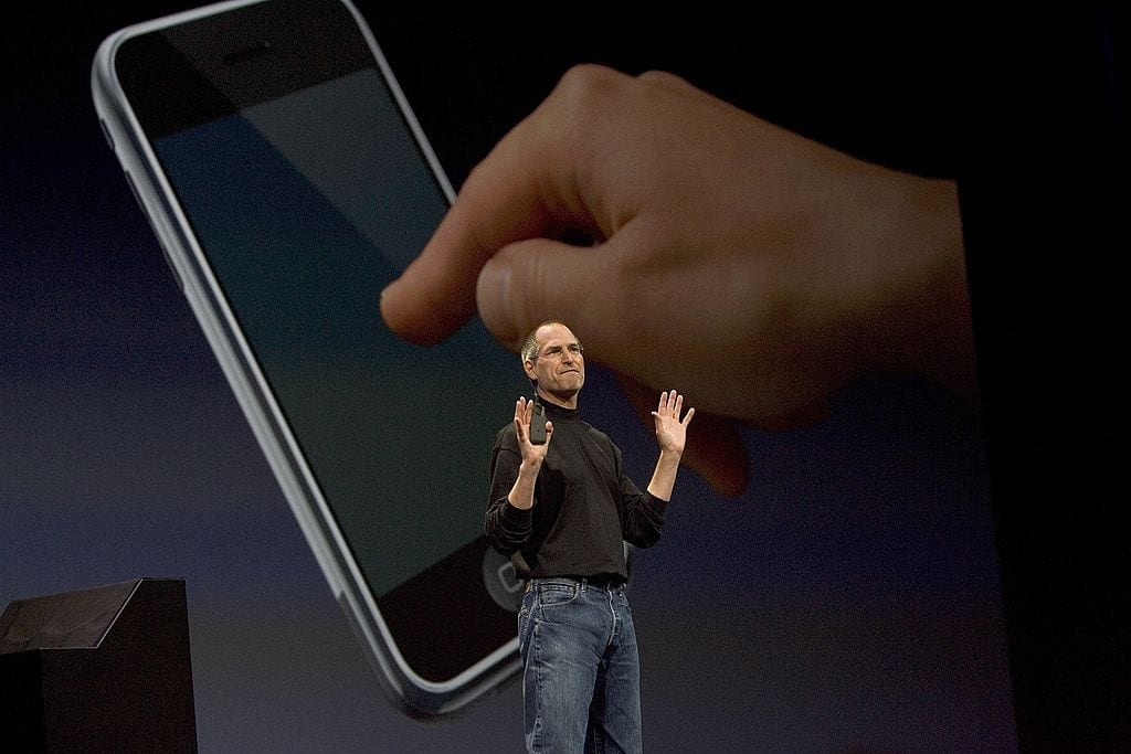 How the iPhone has evolved in size, from the very first to the iPhone 12 Pro Max