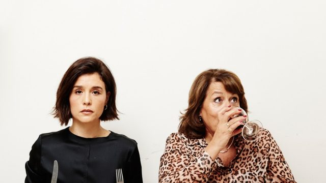 Jessie Ware and Lennie Ware (Jessie's mother) have won awards for their Table Manners podcast