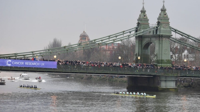 Why Is Hammersmith Bridge Closed Closure Of Historic London Bridge Begins Today Due To Critical Faults