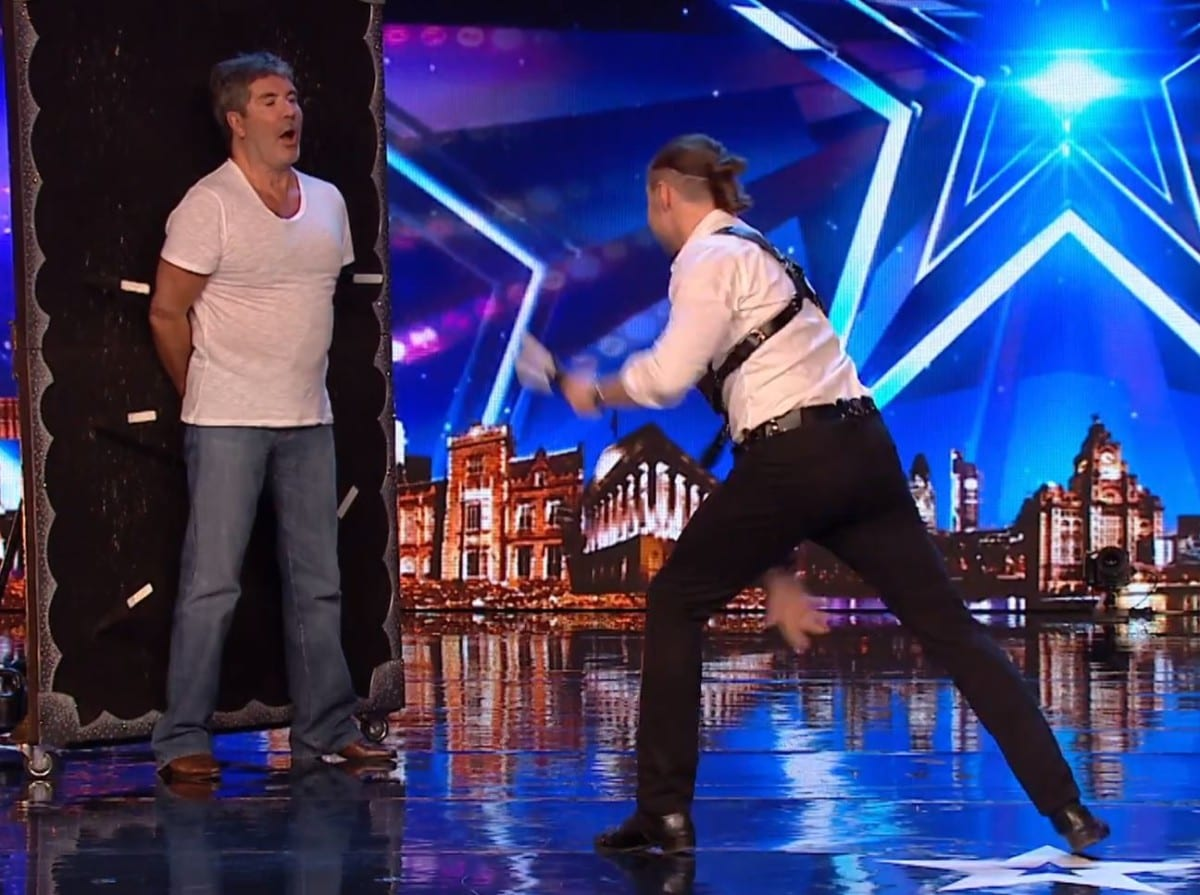 Mr Cowell is the creator of the Got Talent show (Photo: ITV)