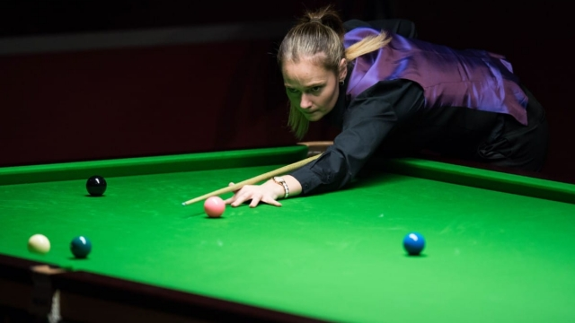 On the green baize, the fight for equality is far from won (Getty Images)
