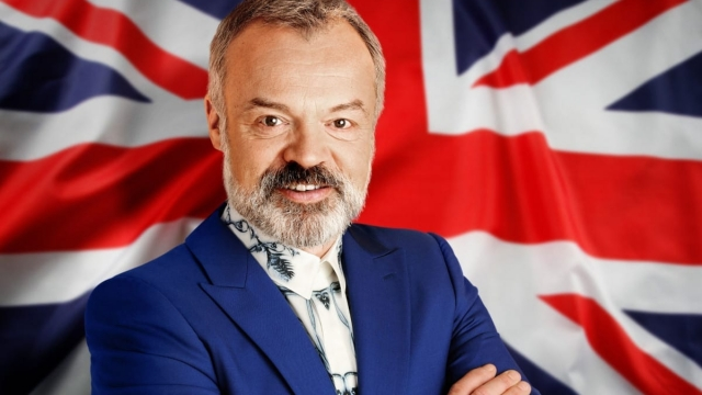 Graham Norton will be providing the UK with running commentary during the Eurovision Song Contest grand final (Photo: BBC)