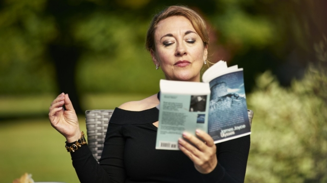 Article thumbnail: 'Riveting': Dorothy Atkinson as Pauline in 'Mum'. Photo: Big Talk Productions/ Mark Johnson/ BBC