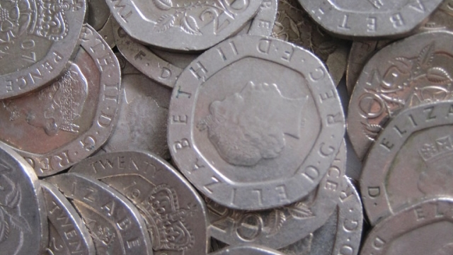 The 20 pence pieces were put on hold in 2017 (Photo: Flickr)