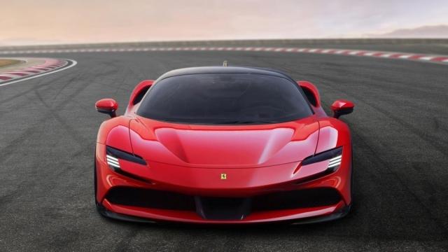 Ferrari_SF90 Stradale