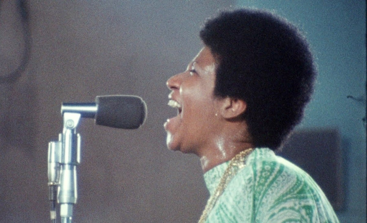On TV tonight, BBC4 pays tribute to the Queen of Soul, Aretha Franklin