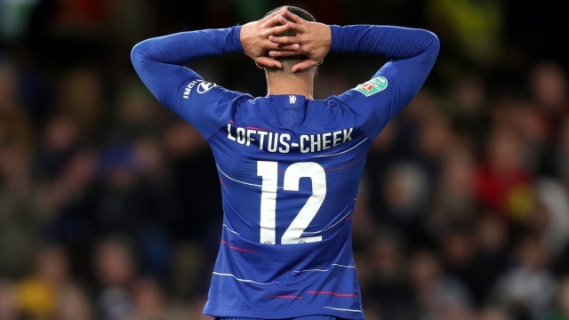 It looks like Ruben Loftus-Cheek could miss the Europa League final due to injury (Getty Images)