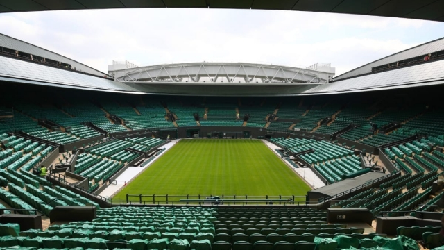 Article thumbnail: Wimbledon 2019 is on the horizon, tennis fans (Getty Images)