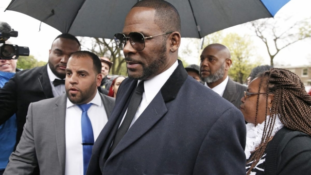 Article thumbnail: R Kelly has denied allegations made against him (Photo: Getty)