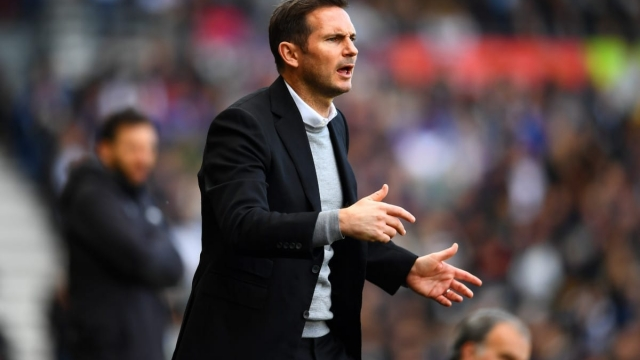 Frank Lampard is looking to Liverpool and Spurs for inspiration (Getty Images)