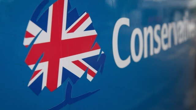 The Conservative Party has seen an increase in tens of thousands of new members