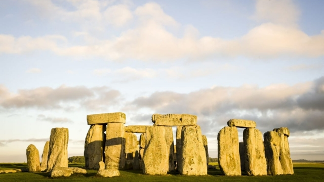 Stonehenge in Wiltshire. A missing piece of one of the huge sarsen stones at Stonehenge which was removed 60 years ago has been returned to the ancient monument, English Heritage said (Photo: PA)