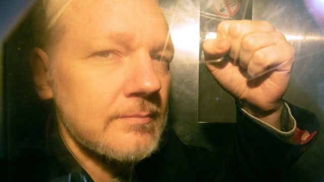 WikiLeaks founder Julian Assange could face the rest of his life behind bars