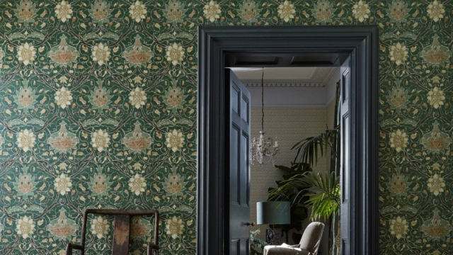 Why William Morris S Patterns Have A Home In The 21st Century