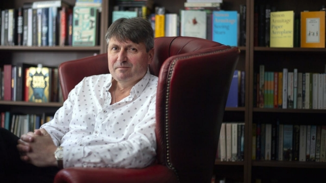 Simon Armitage, the Poet Laureate, has said he wants to 'help poetry explore its potential' in a multi-media age