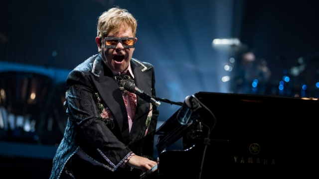 Elton John in Vienna (Photo: Ben Gibson/Rocket Music)