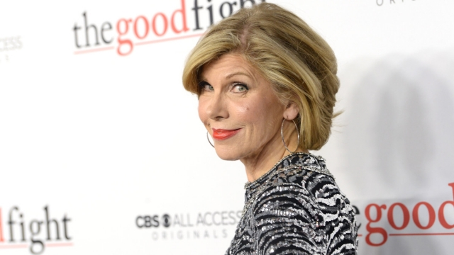 Article thumbnail: Christine Baranski stars in The Good Fight (Photo: Getty Images)