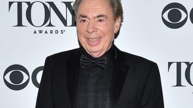 Andrew Lloyd Webber at the 72nd Annual Tony Awards in June 2018. (Photo: Angela Weiss/AFP/Getty)