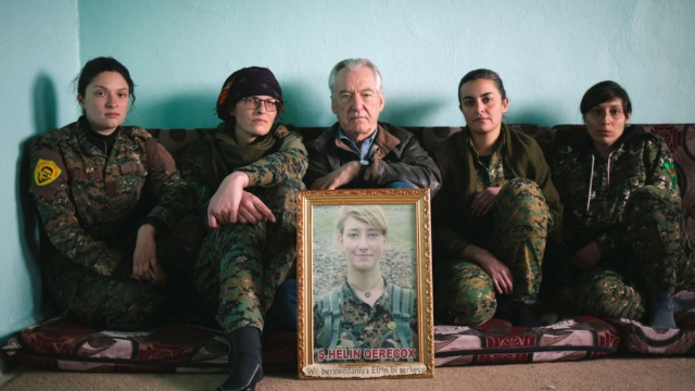 Anna Campbell: What happened to the woman from East Sussex who went to  fight Isis in Syria