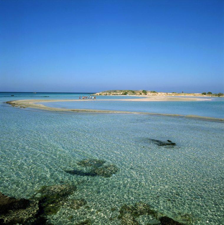 Elafonisi Beach, Crete (Photo: Press)