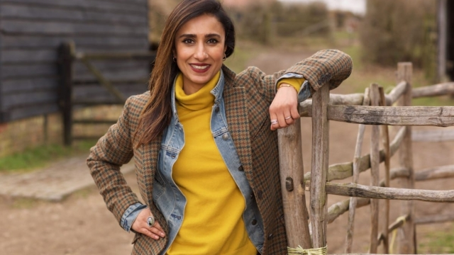 Article thumbnail: Anita Rani chats about getting outdoors in lockdown