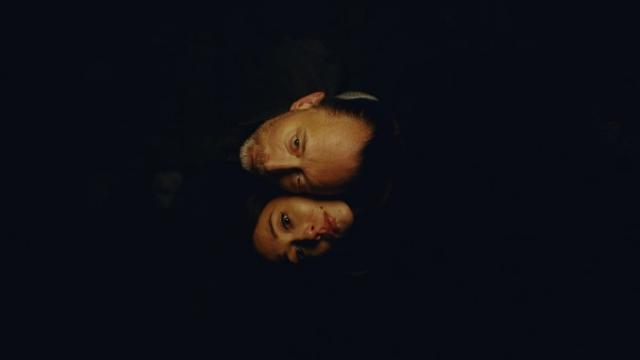 Thom Yorke and Dajana Roncione in ANIMA, directed by Paul Thomas Anderson. Photo: Netflix / Darius Khondji