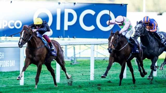 Can Stradivarius claim another victory at Ascot? (Getty Images)