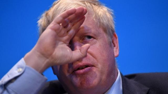 Mr Lidington said he had witnessed Boris Johnson at work as Foreign Secretary (Photo: Getty)