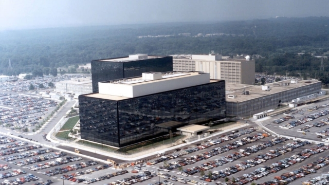 Article thumbnail: The National Security Agency (NSA) headquarters in Fort Meade, Maryland, USA (Photo: Getty Images)
