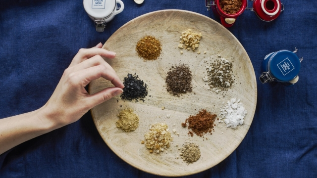 Used in moderation, sea salt can have a transformative effect in cooking (Halen Mon Salt)