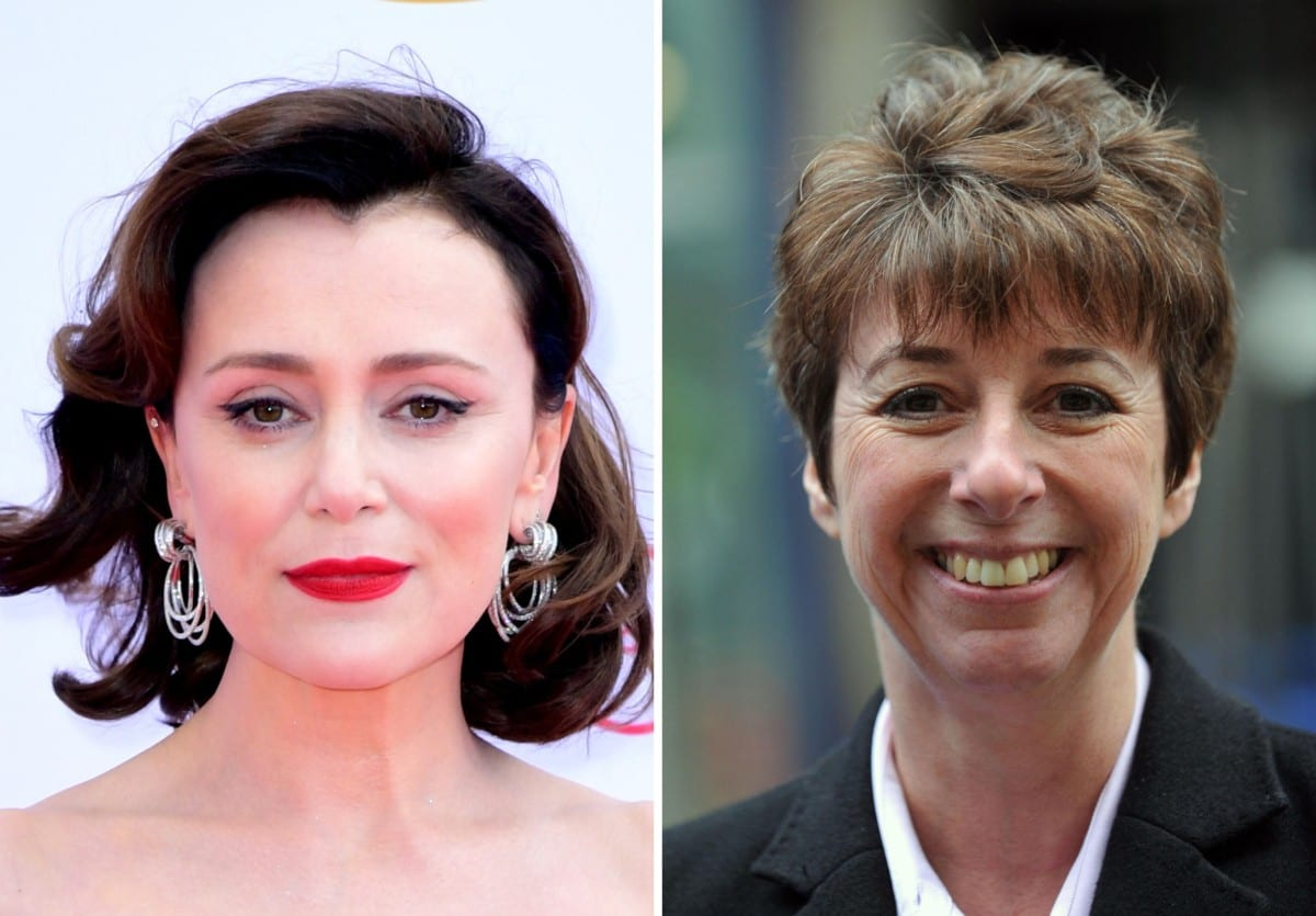 Keeley Hawes will play the role of Detective Chief Inspector Caroline Goode, in the new ITV factual drama Honour (Photo: PA/PA Wire)