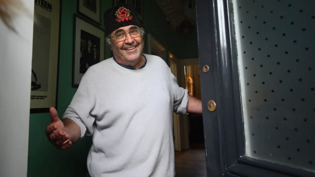 Article thumbnail: Danny Baker's new podcast will air twice a week (Photo: PA)