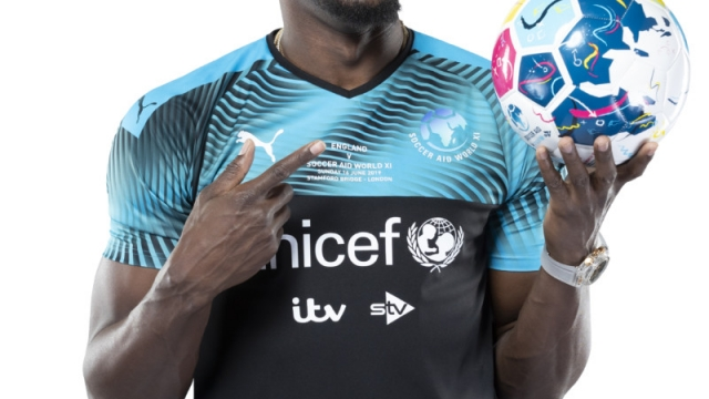 Soccer Aid 2019 Line Up Teams In Full Tickets Information And When The Unicef Charity Football Match Is On Itv