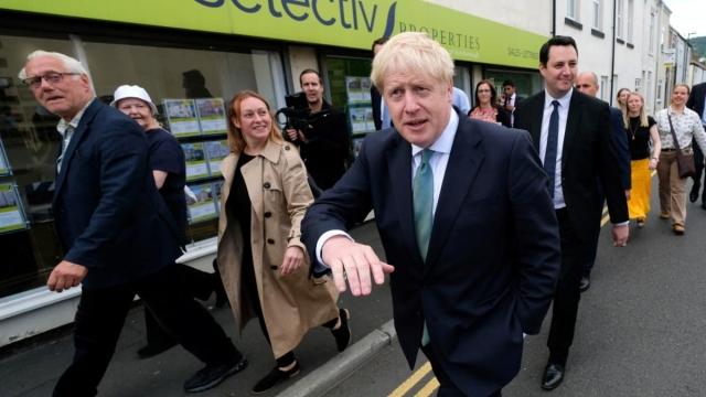 Boris Johnson wants immigrants to learn English (Photo: Ian Forsyth/Pool/Reuters)