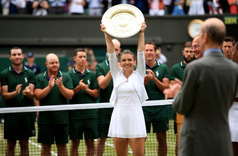 Halep is chasing a third grand slam title (Photo: PA)