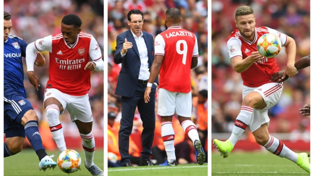 Article thumbnail: Arsenal's loss to Lyon in the Emirates Cup reasserted some weaknesses that need addressing before the start of the season (Getty Images/i)