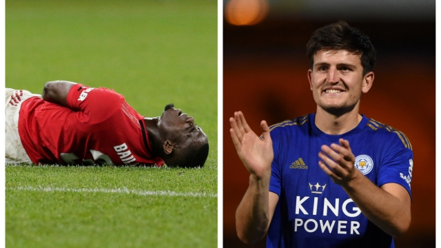 Eric Bailly's injury could speed Harry Maguire's rumoured transfer to Manchester United (Getty Images)