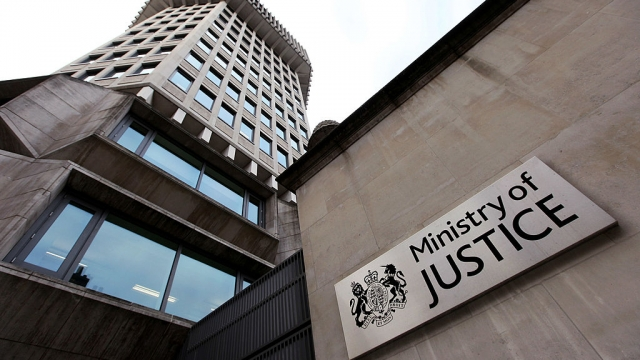 Ministry of Justice buidling