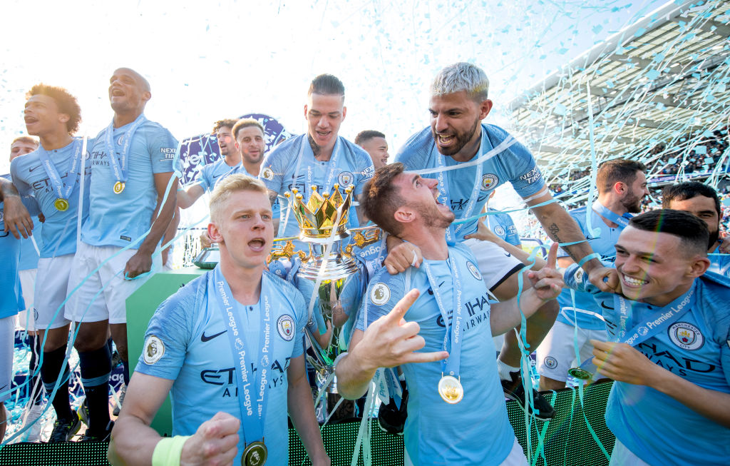 How bookies predict the Premier League table will finish in 2019-20