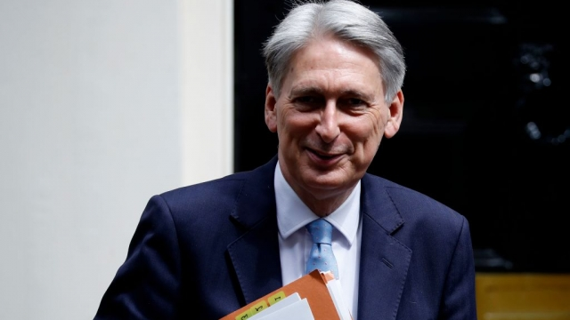Philip Hammond surprised Andrew Marr with the announcement on live television (Photo: Getty)
