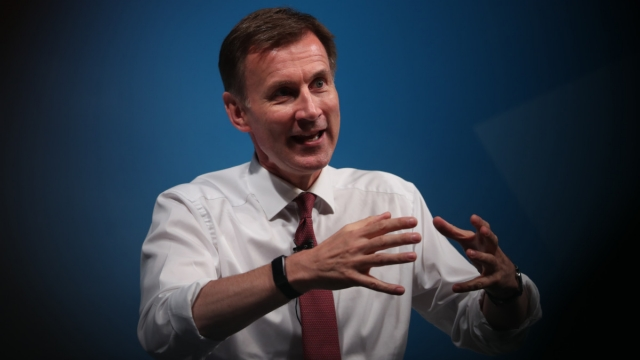 Jeremy Hunt was among senior Conservatives calling for the publishing of scientific advice (Photo: Getty)