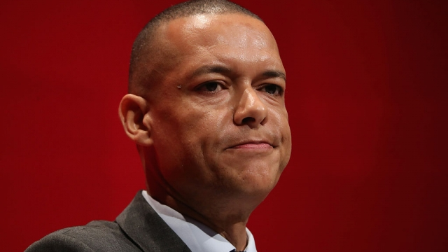 Clive Lewis's tweet started by congratulating the Bame promotions (Photo: Christopher Furlong/Getty Images)