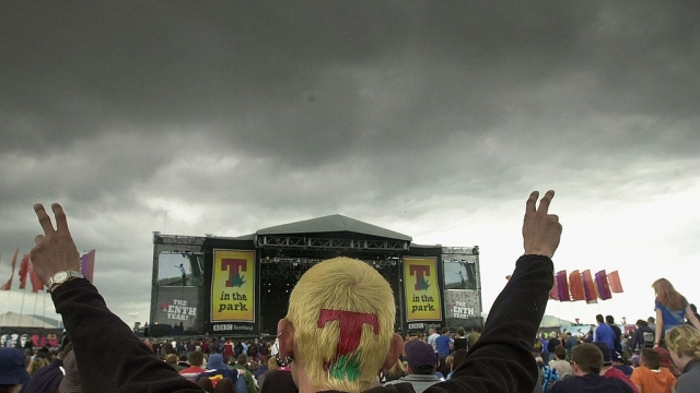 T in the Park will live long in the memory of many music fans (Photo: Getty)